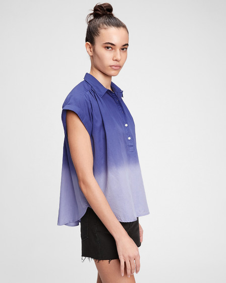 GAP Pleat Popover Bluza
